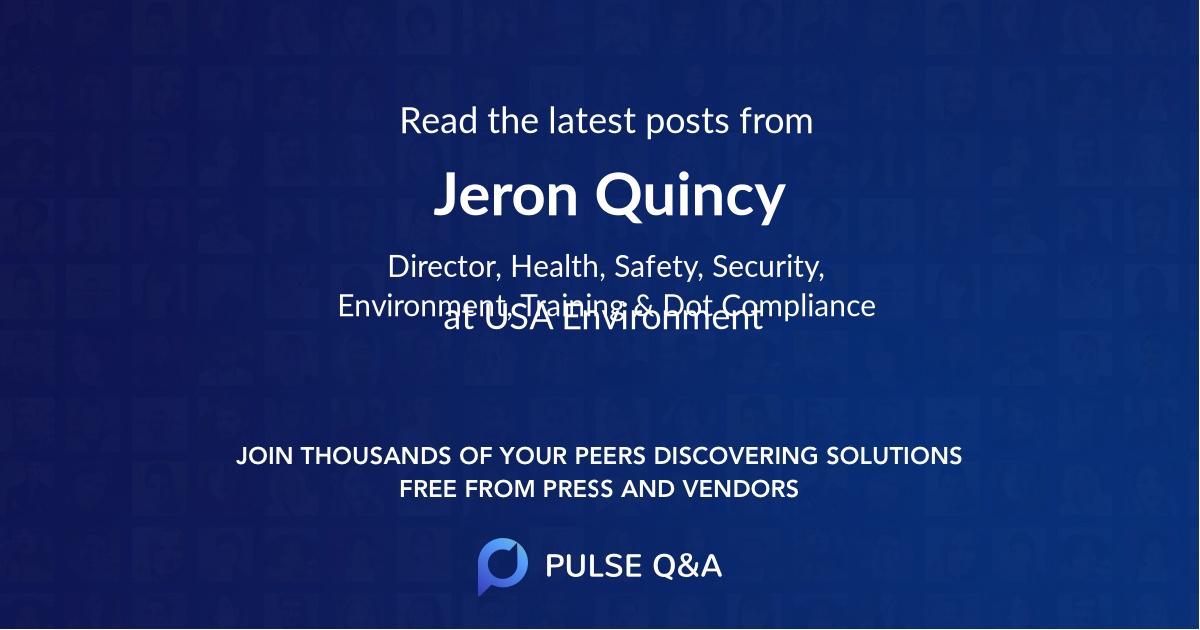 Jeron Quincy