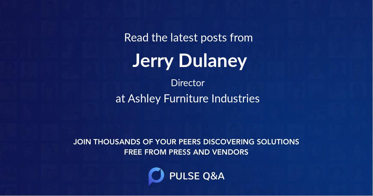 Jerry Dulaney