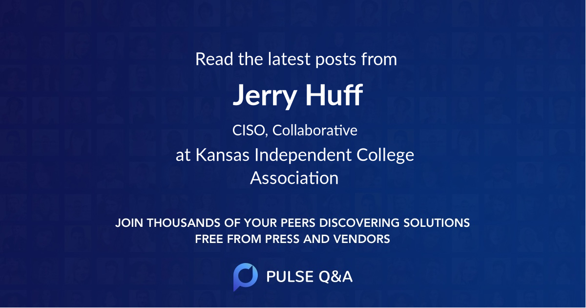 Jerry Huff
