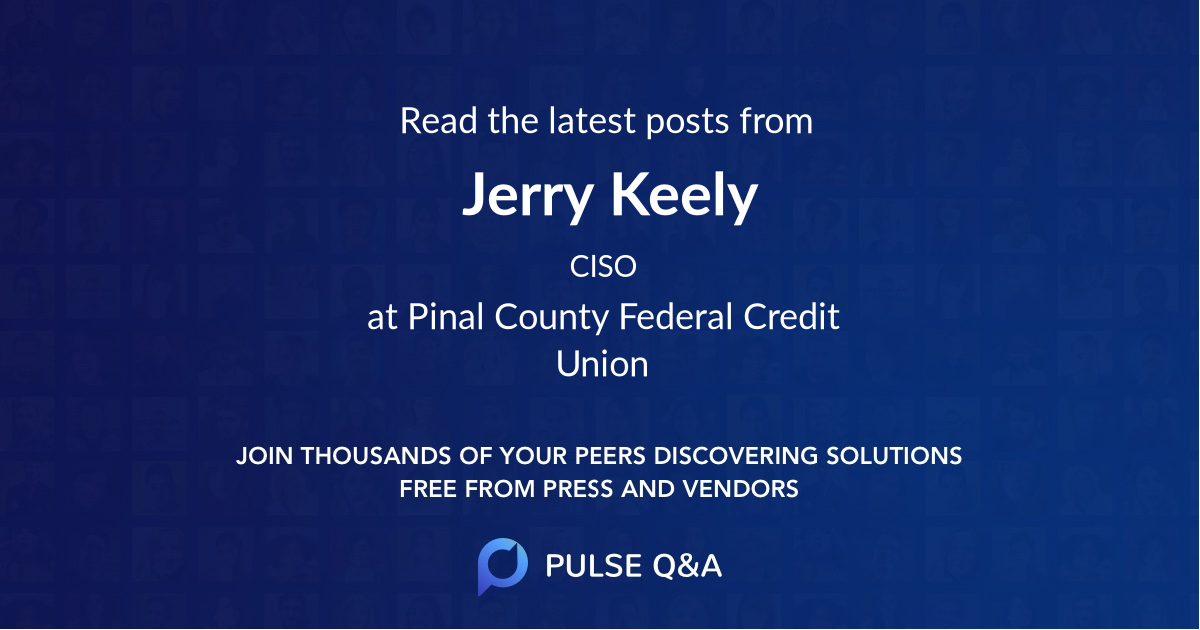 Jerry Keely