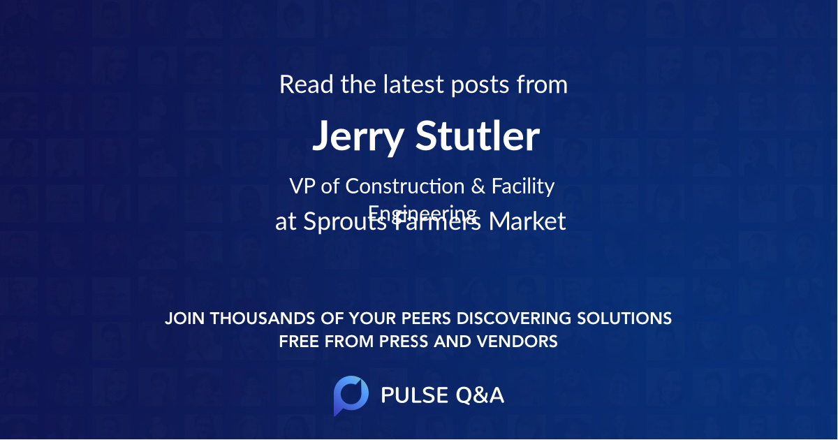 Jerry Stutler