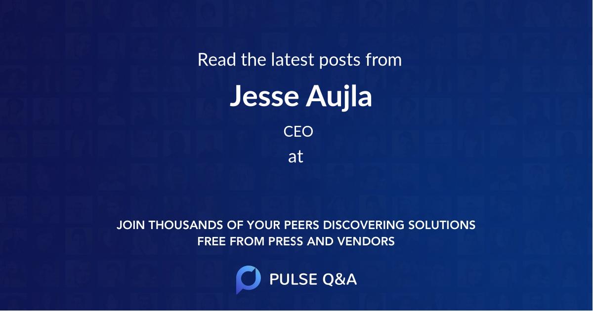 Jesse Aujla