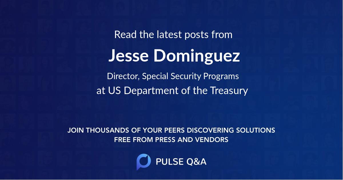 Jesse Dominguez