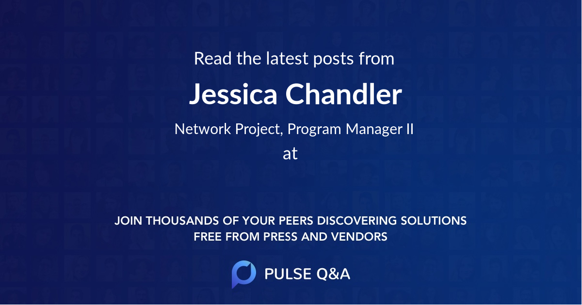 Jessica Chandler