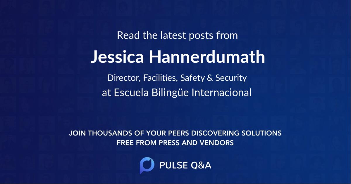 Jessica Hannerdumath