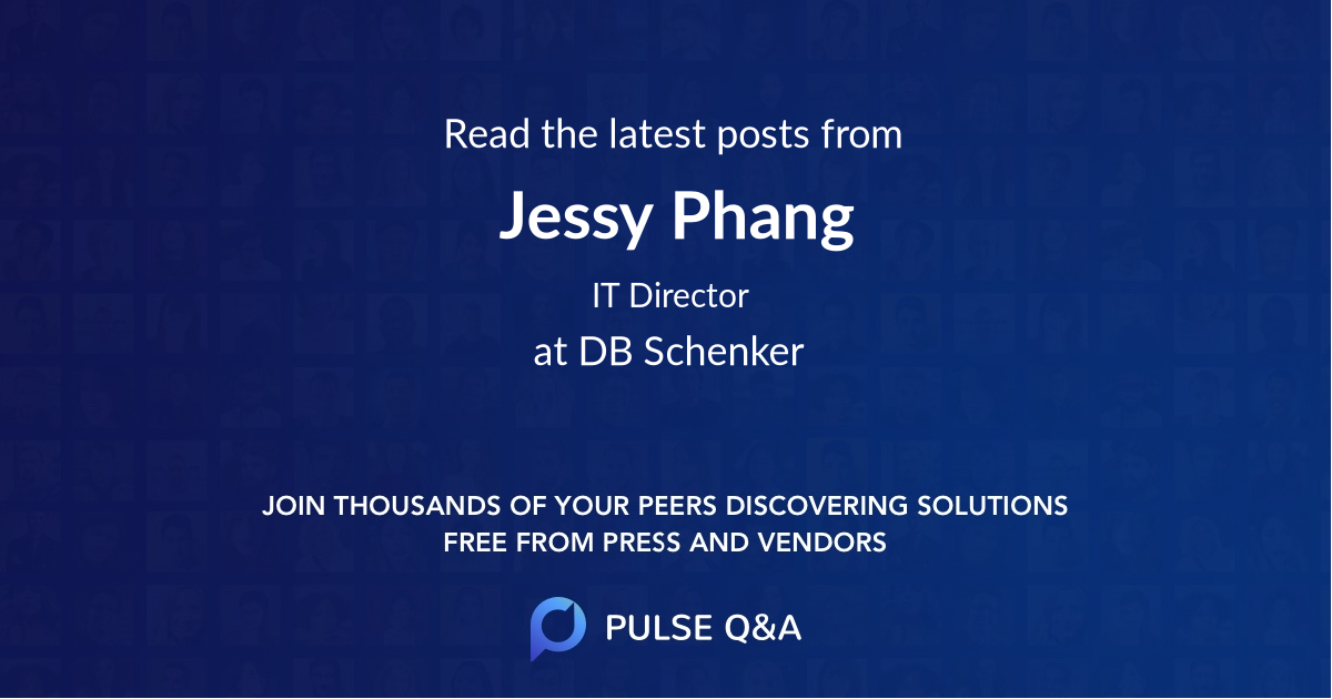 Jessy Phang