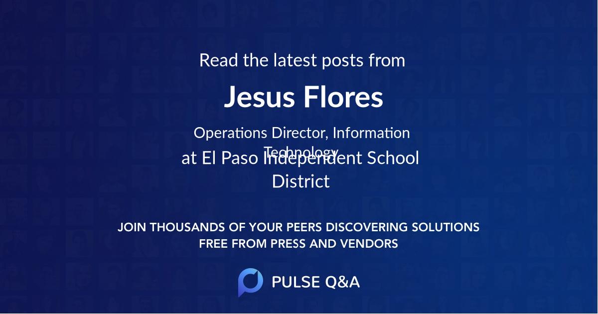 Jesus Flores