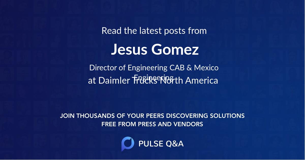 Jesus Gomez
