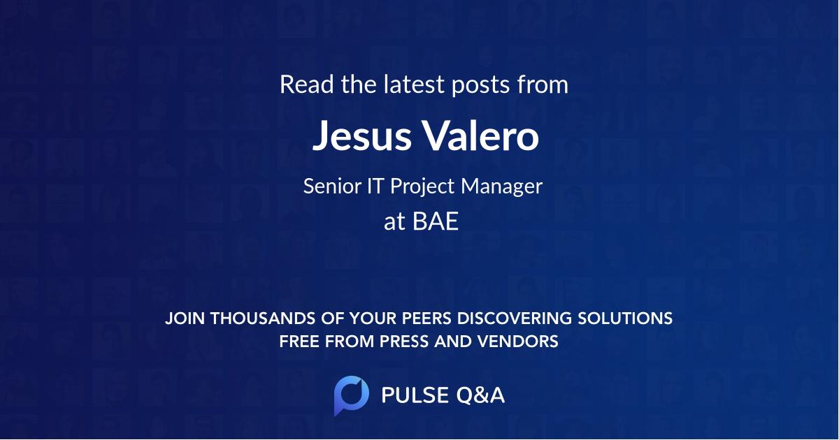 Jesus Valero