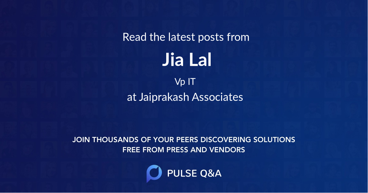 Jia Lal