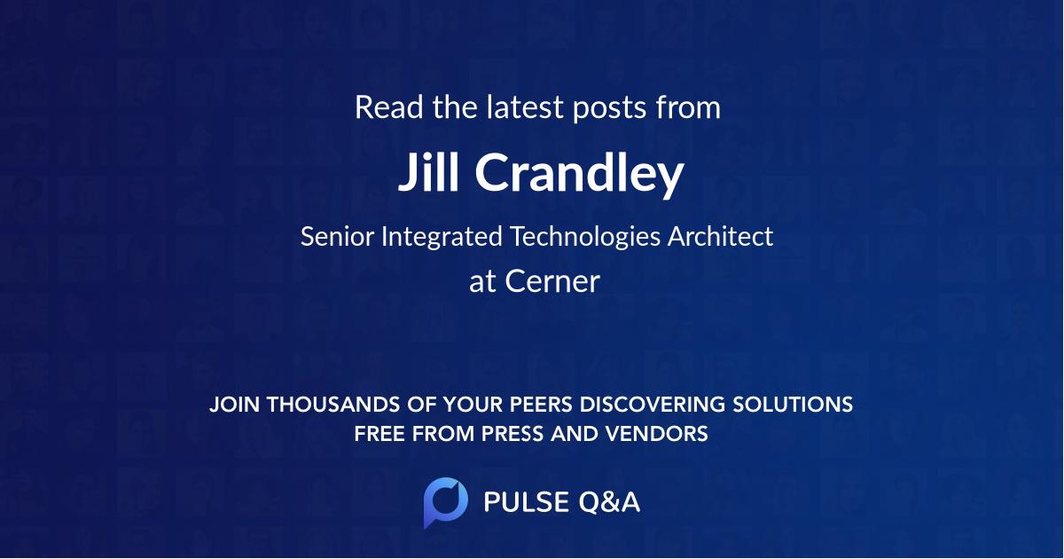 Jill Crandley