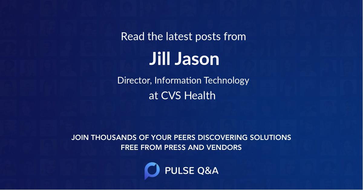 Jill Jason