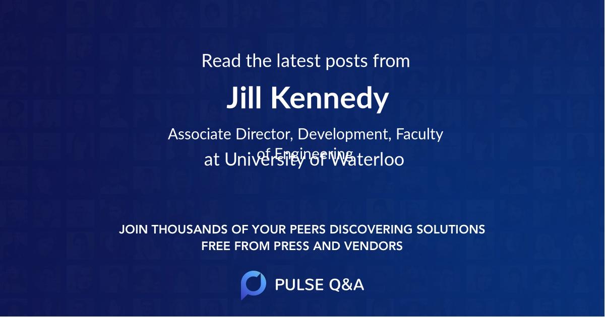 Jill Kennedy
