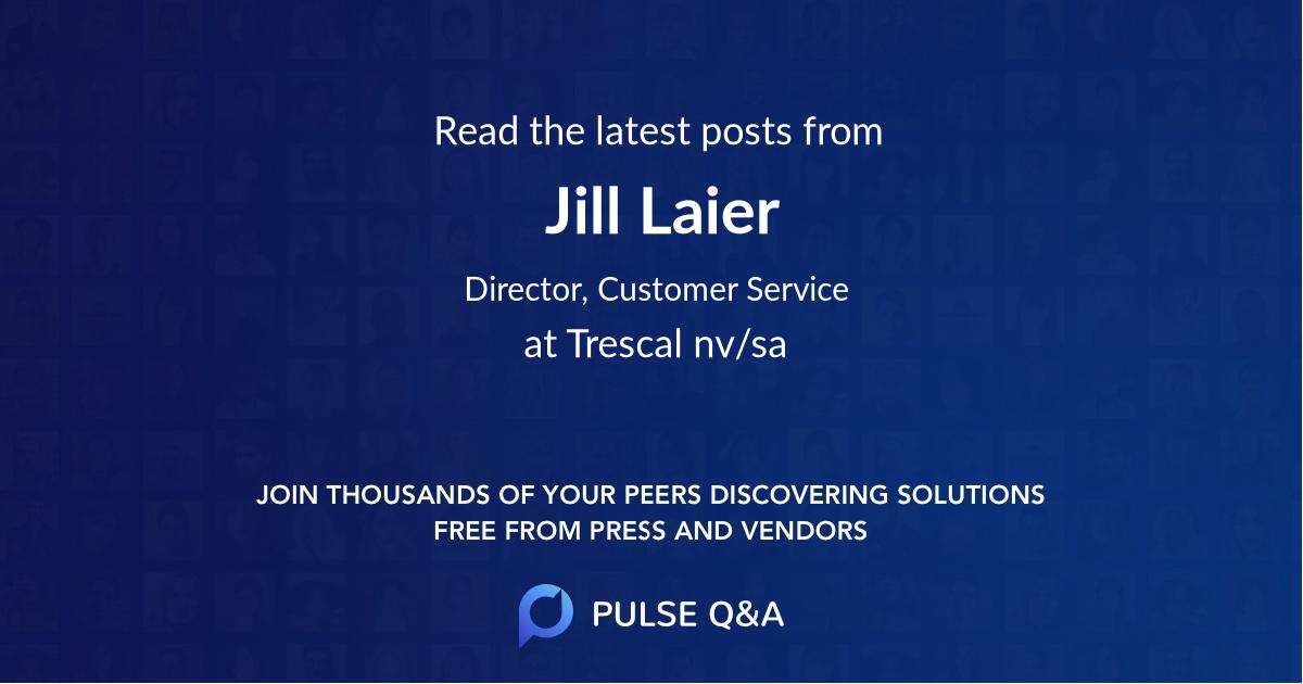 Jill Laier
