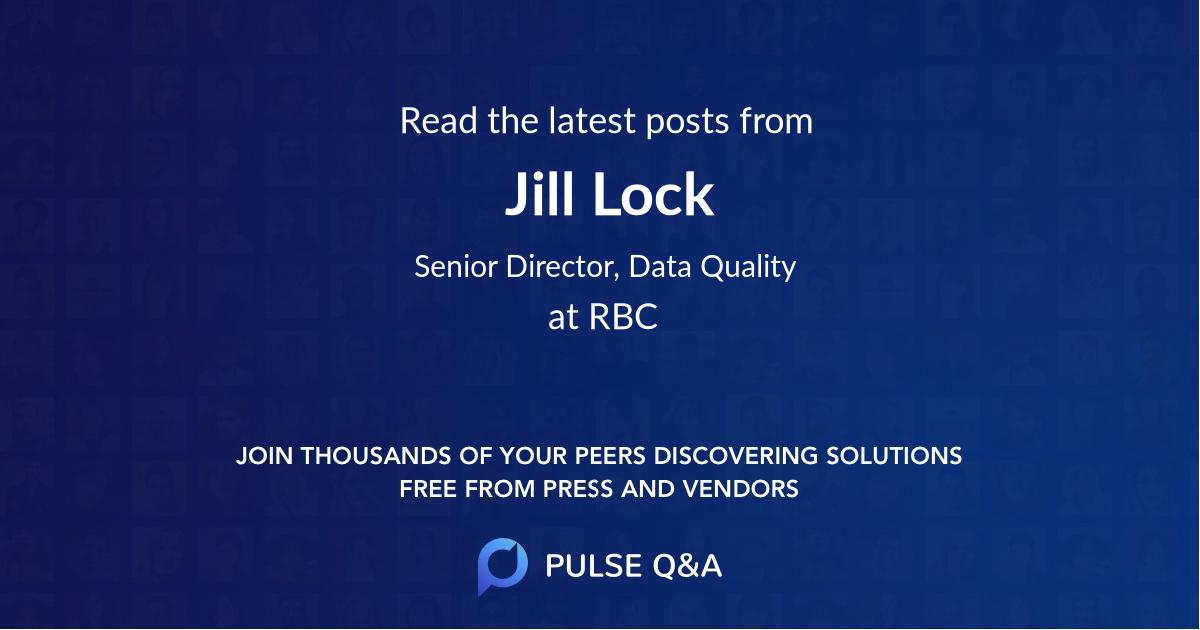 Jill Lock