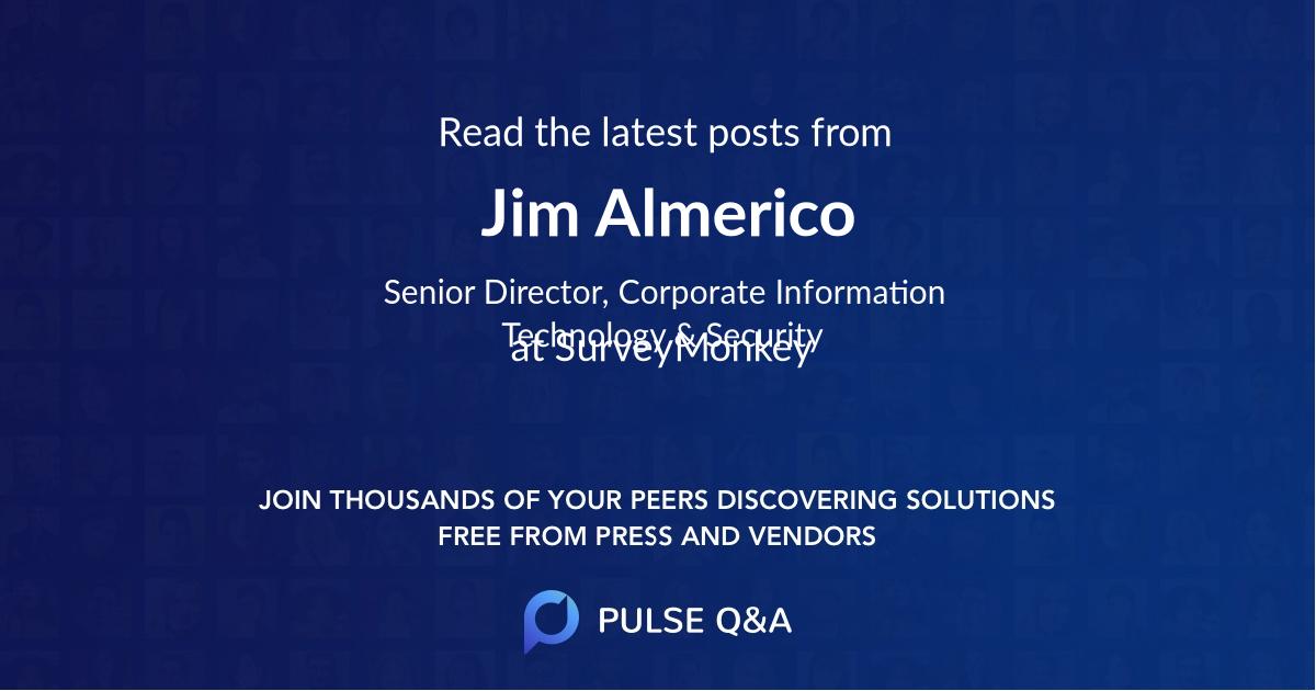 Jim Almerico