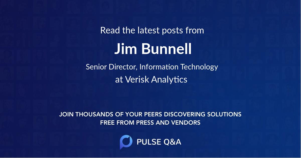 Jim Bunnell
