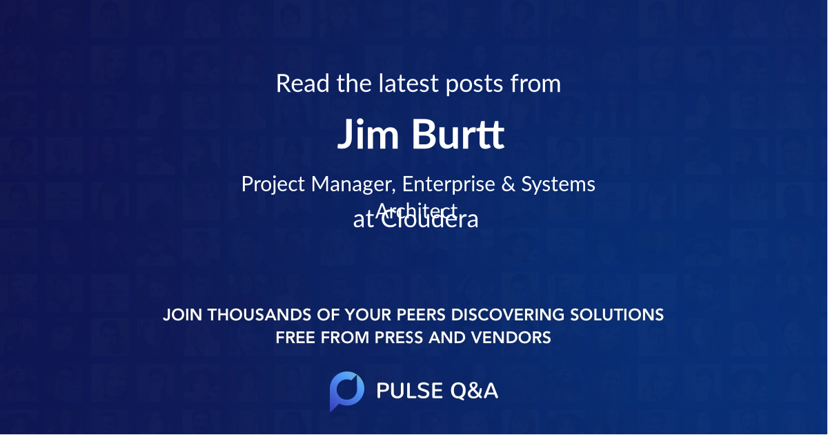 Jim Burtt