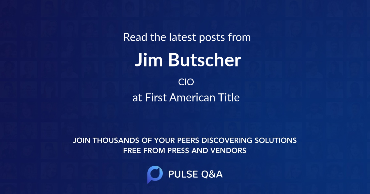 Jim Butscher
