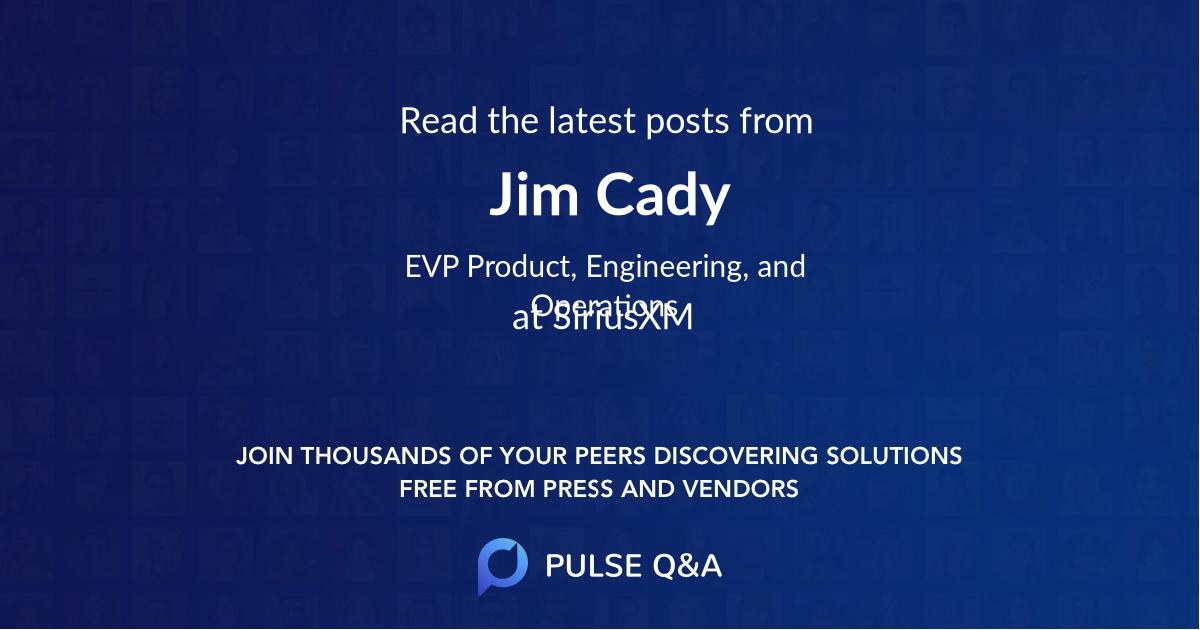 Jim Cady