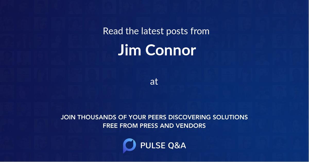 Jim Connor