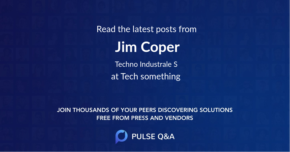 Jim Coper