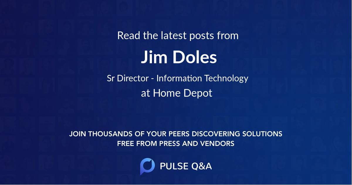 Jim Doles