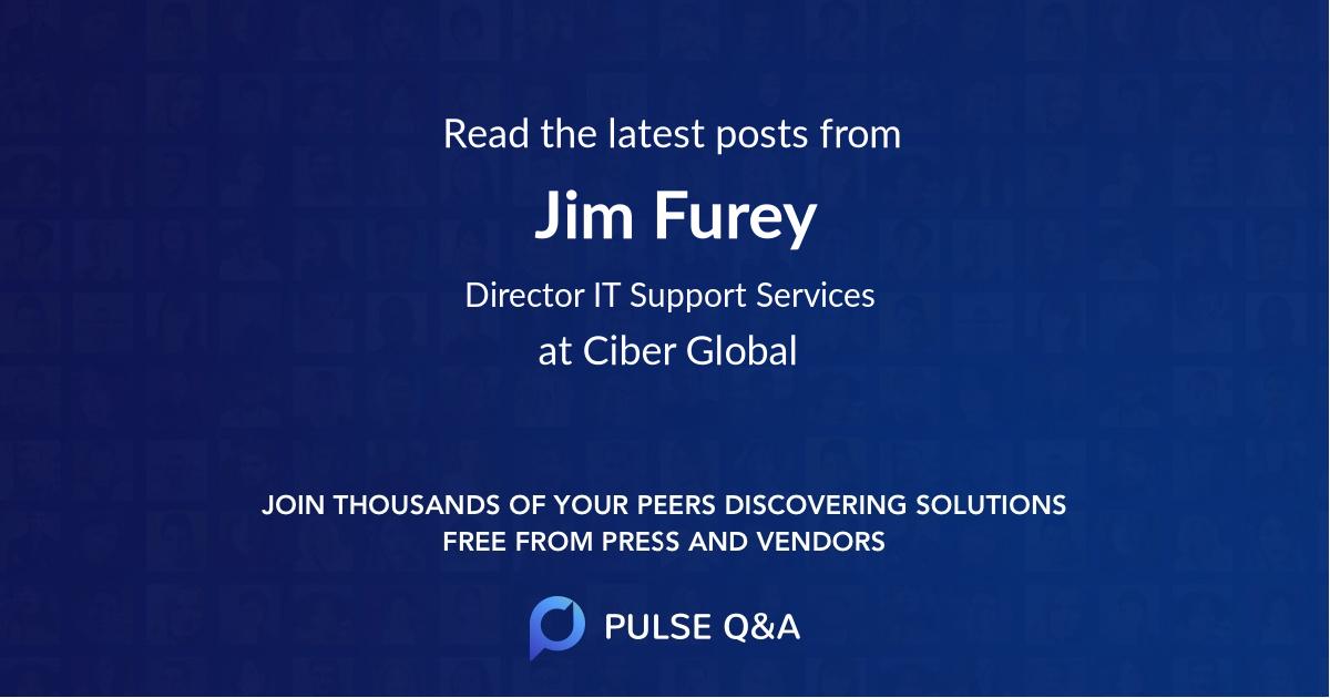 Jim Furey