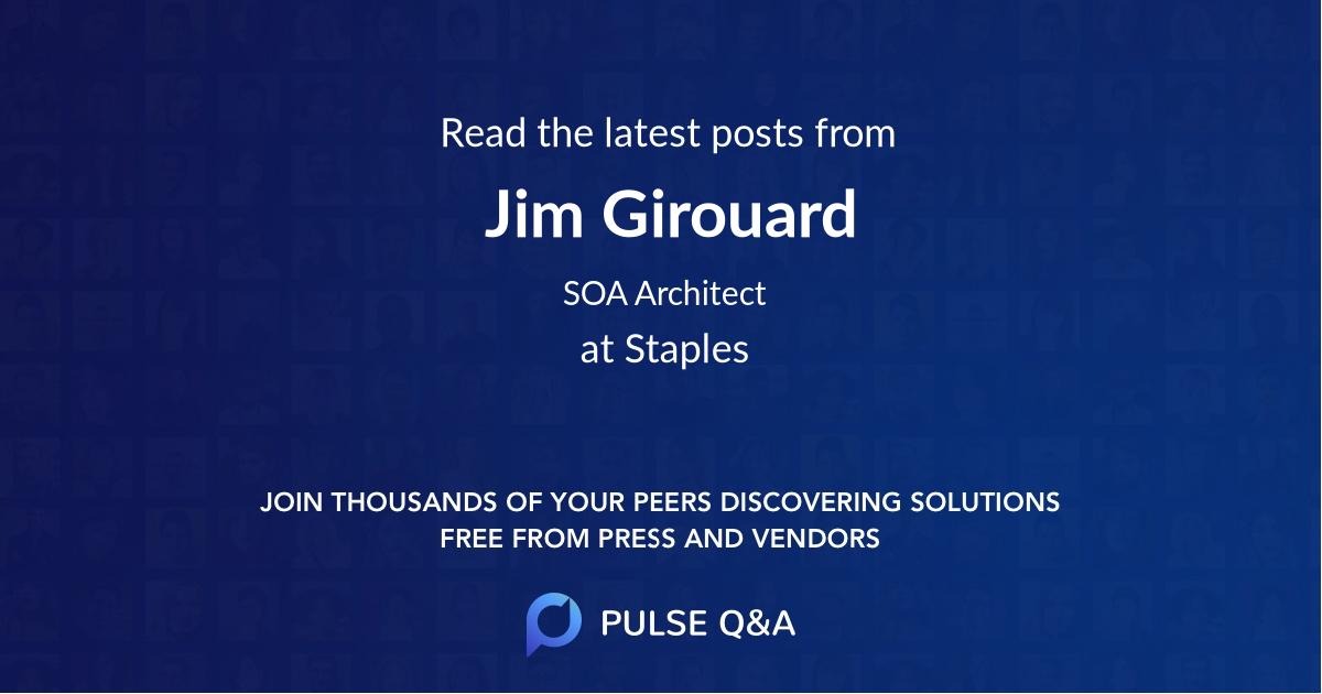 Jim Girouard