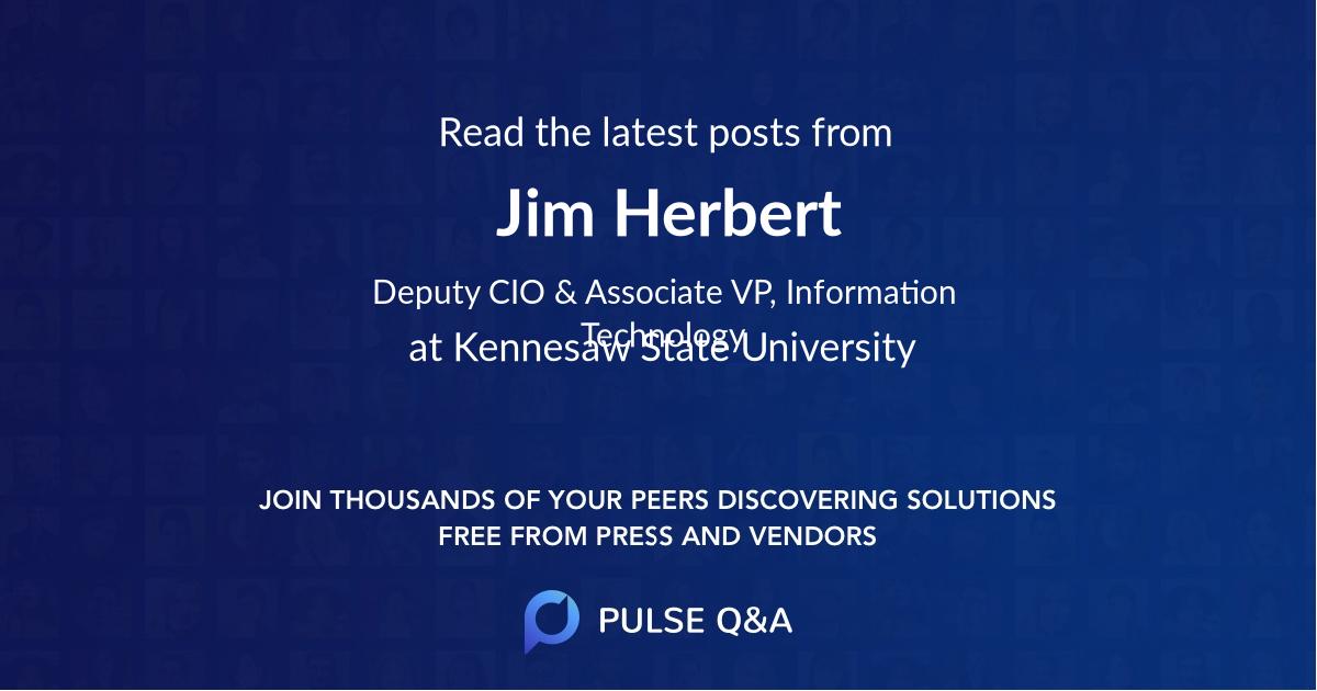 Jim Herbert