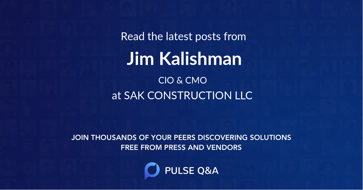 Jim Kalishman