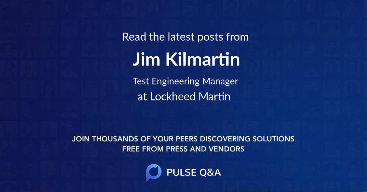 Jim Kilmartin