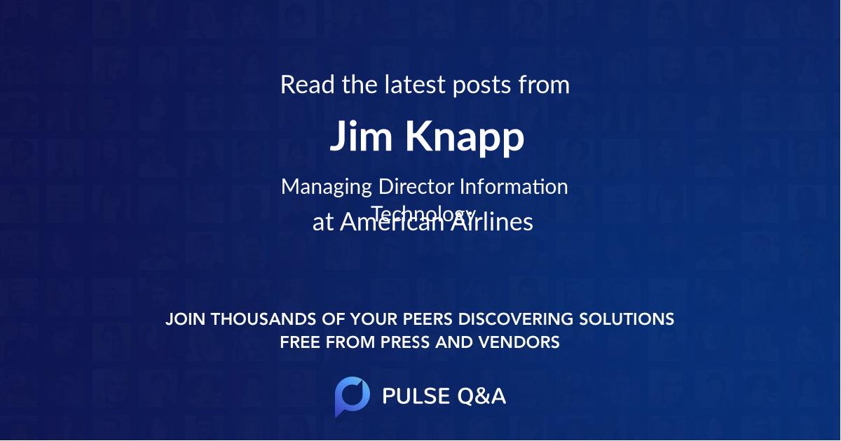 Jim Knapp