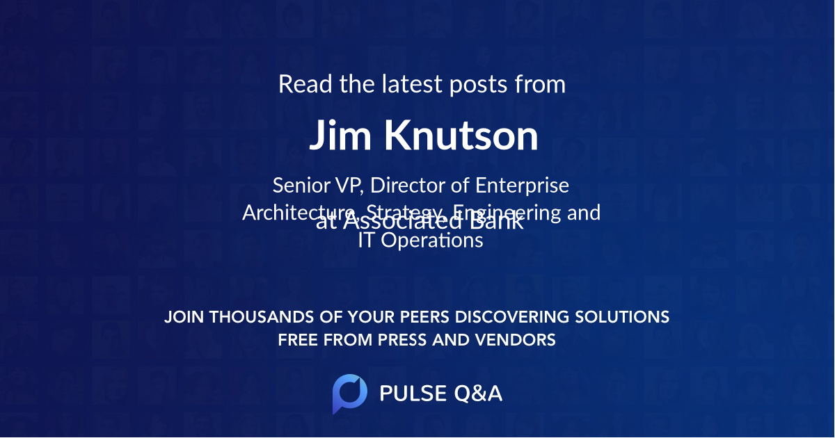 Jim Knutson