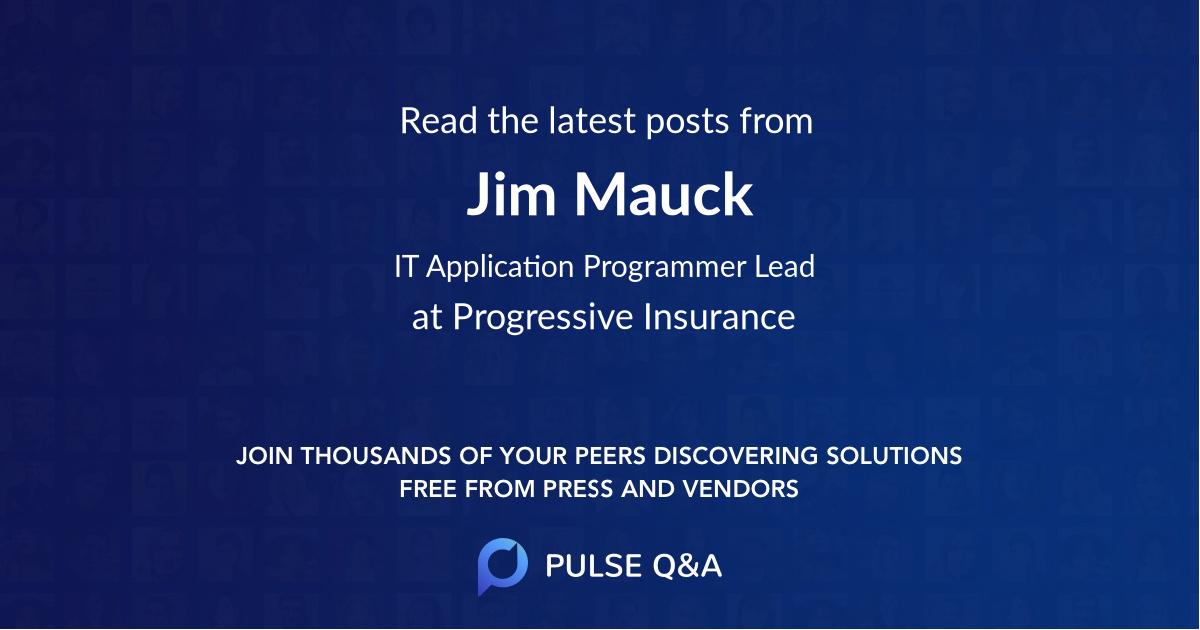 Jim Mauck