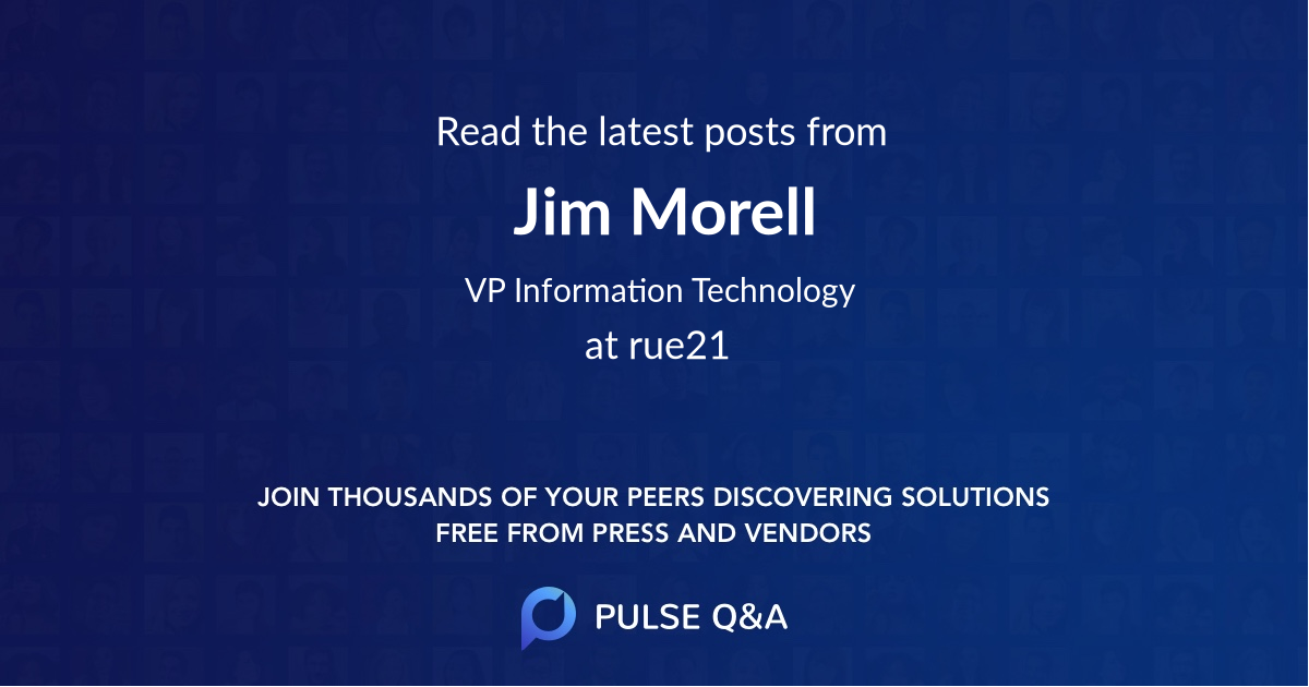 Jim Morell
