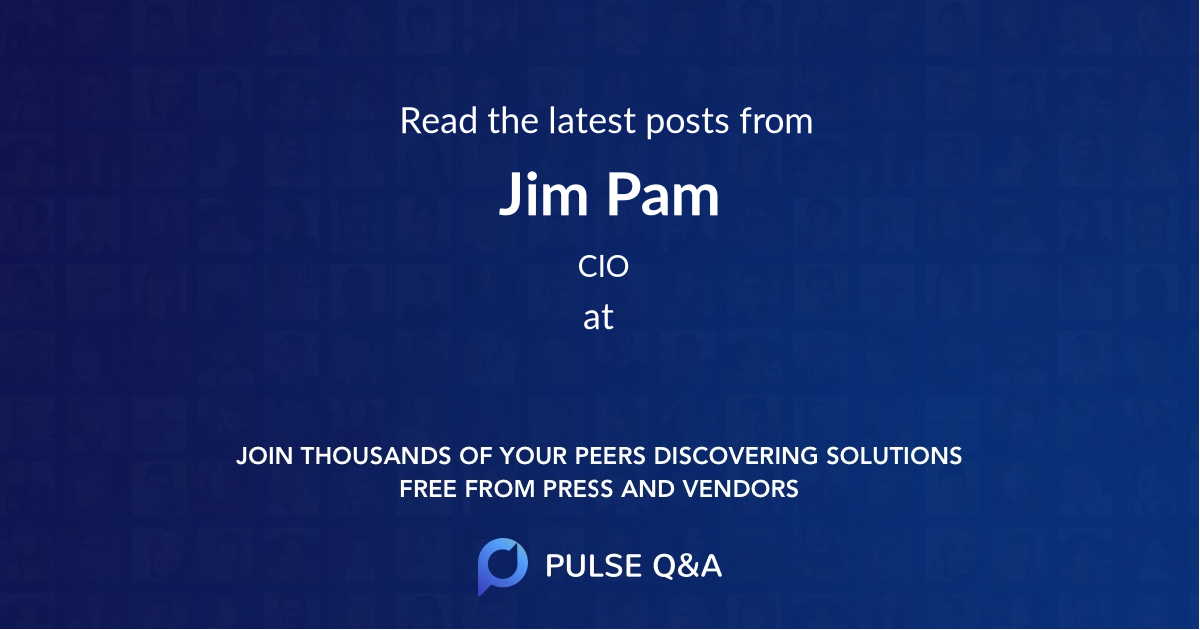 Jim Pam