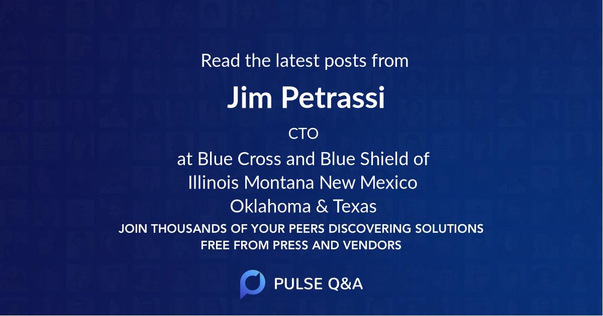 Jim Petrassi