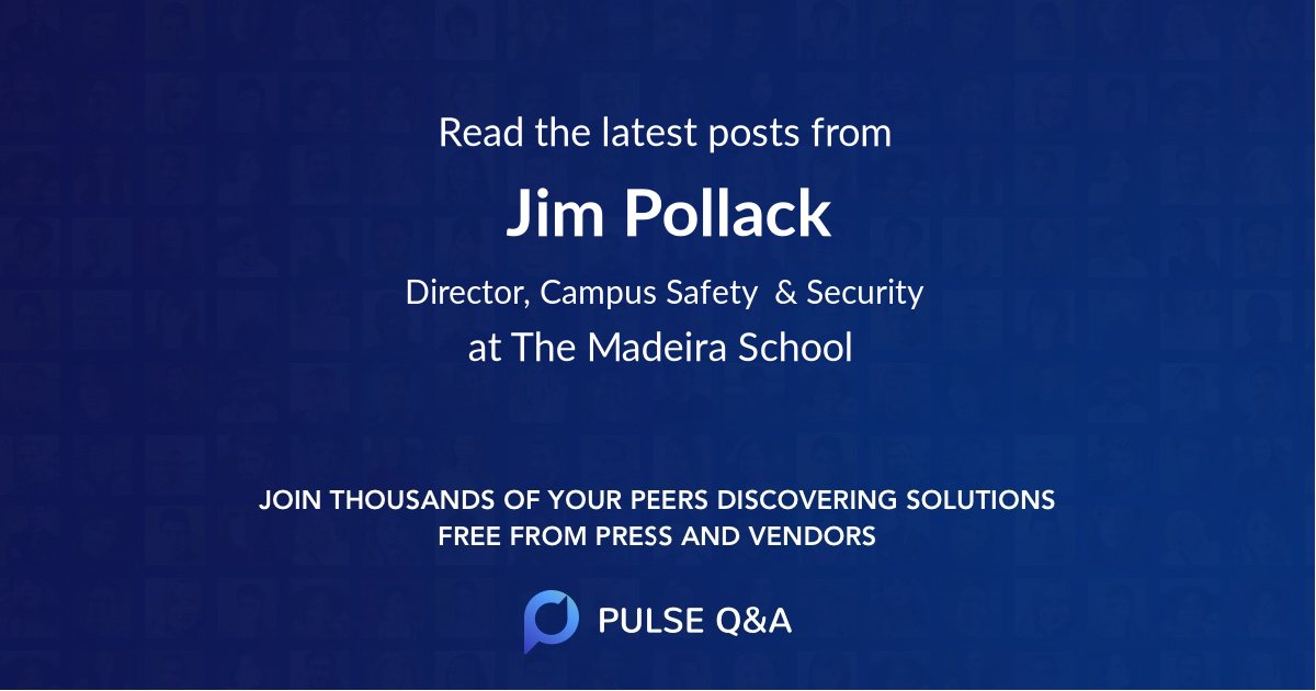 Jim Pollack
