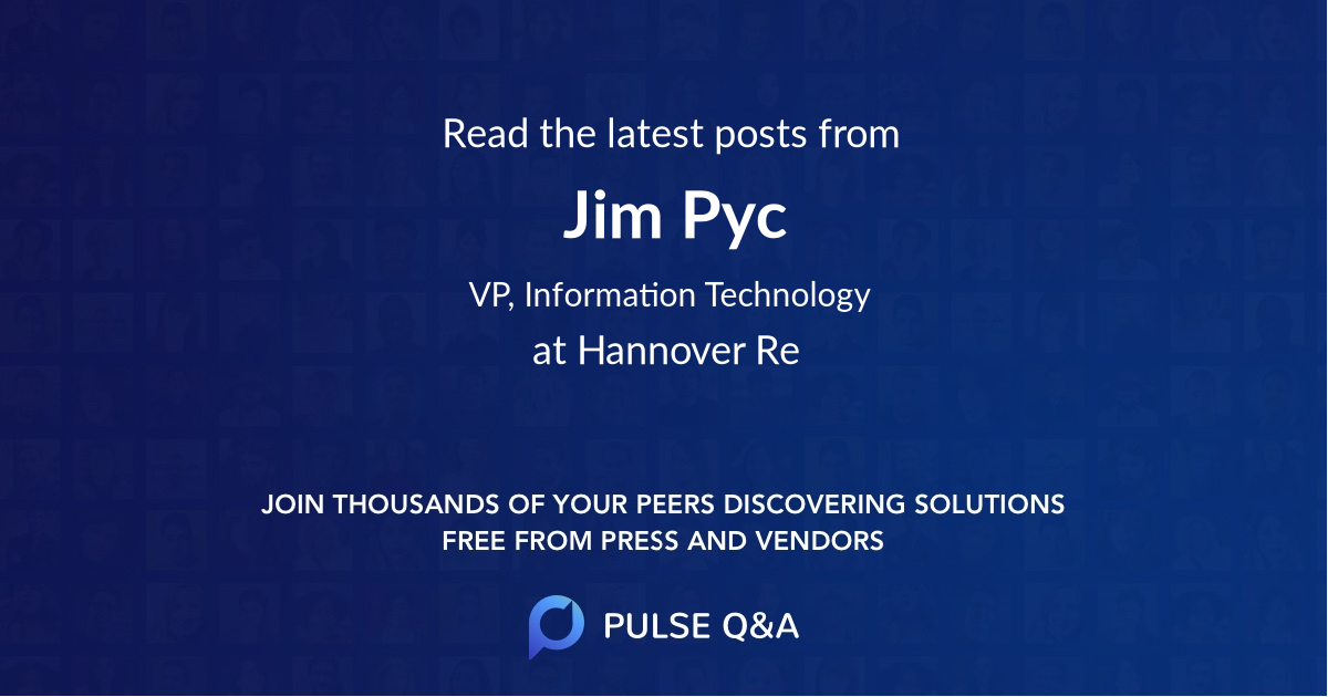 Jim Pyc