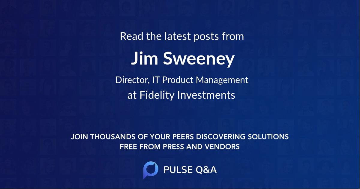Jim Sweeney