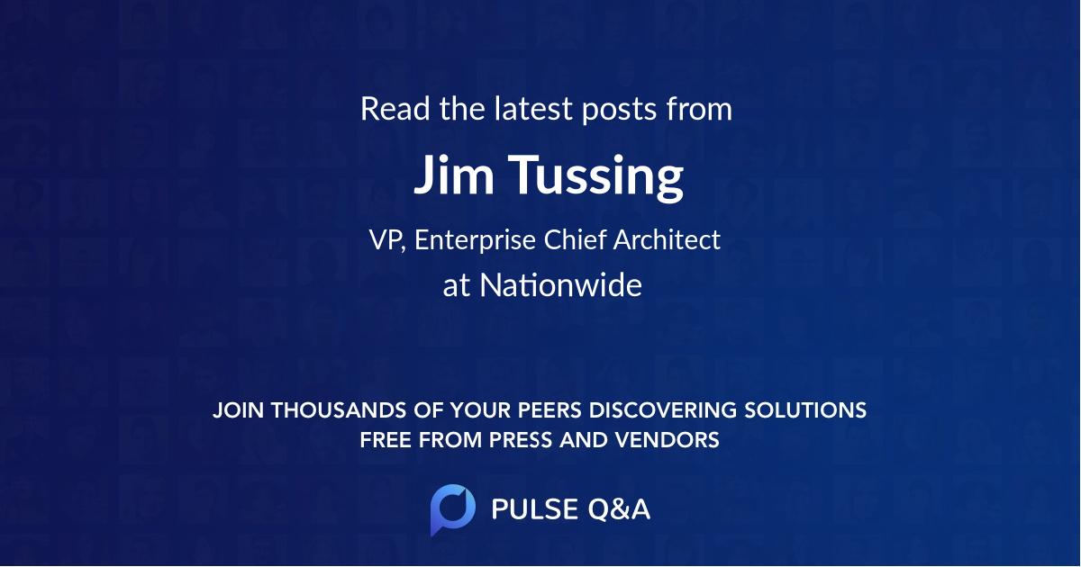 Jim Tussing