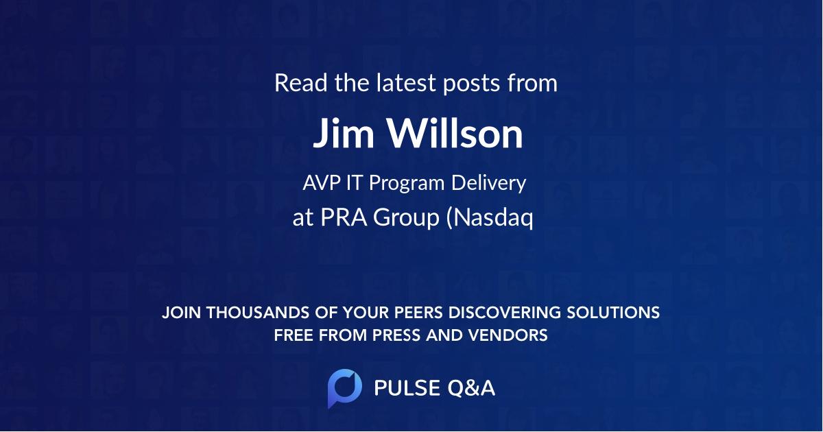 Jim Willson