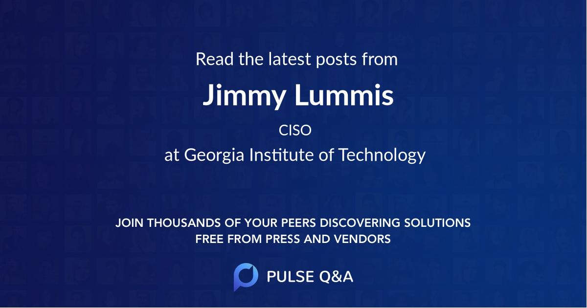 Jimmy Lummis