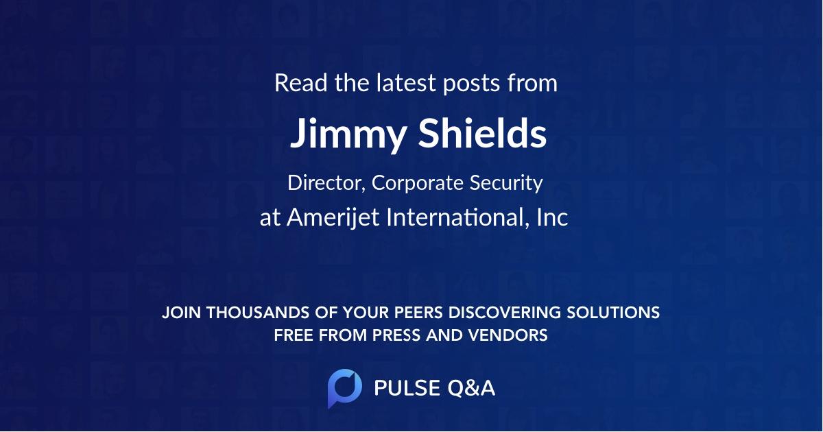 Jimmy Shields