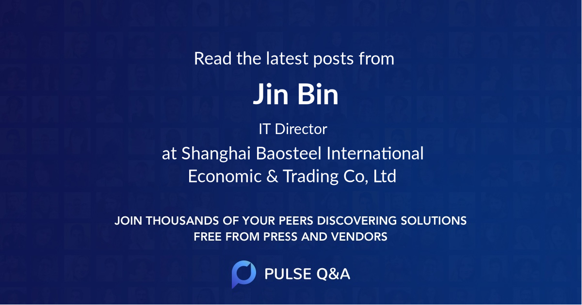 Jin Bin