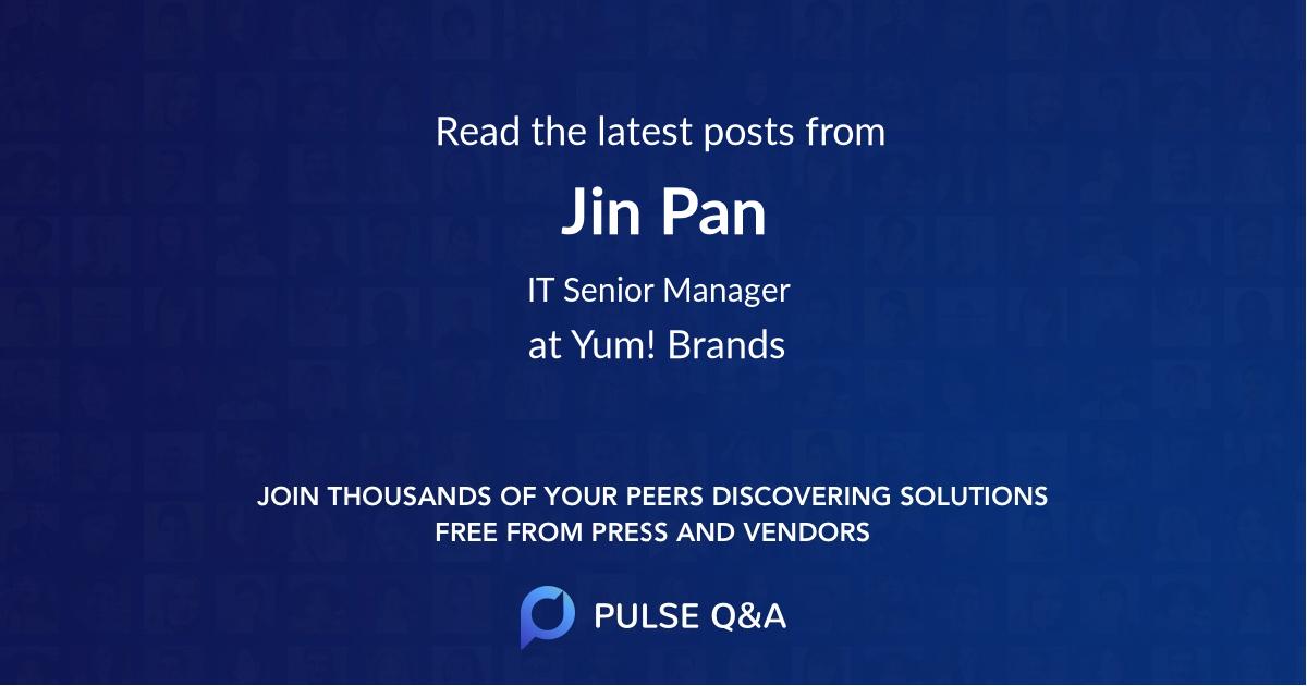 Jin Pan