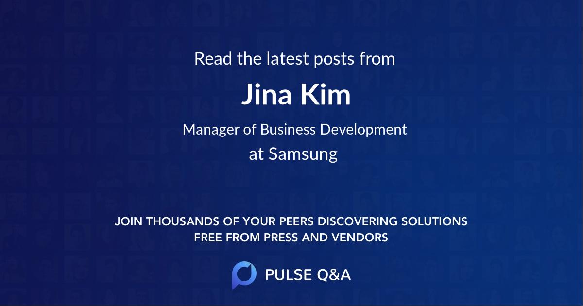 Jina Kim