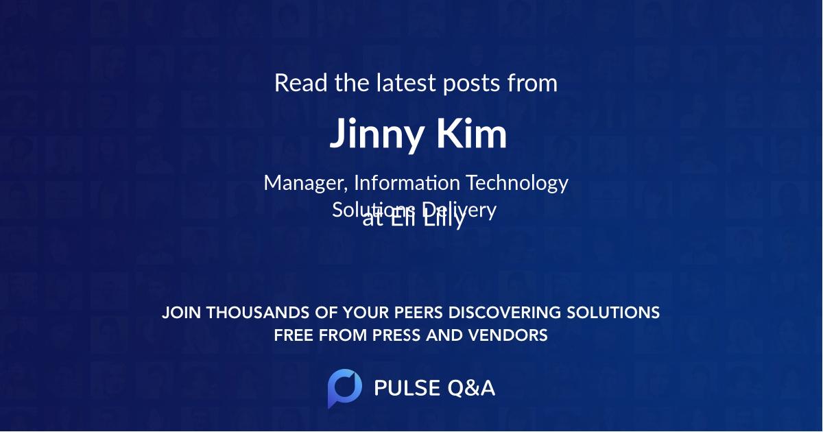 Jinny Kim