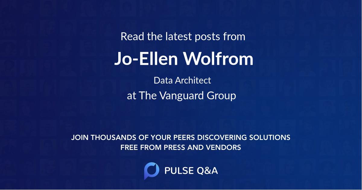 Jo-Ellen Wolfrom
